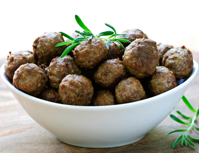 Gluten Free Meatball