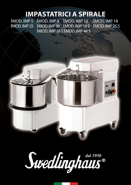 Swedlinghaus Mixers