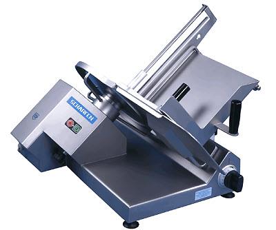 Scharfen Slicer at SB Vacuum