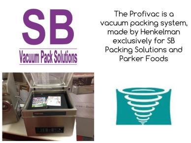 Profivac Vac Pack Henleman / SB /Parker Foods